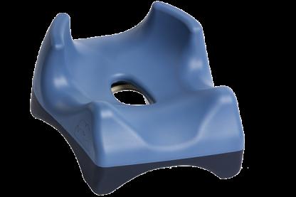 Anti decubitus air mattress evolution head positioner