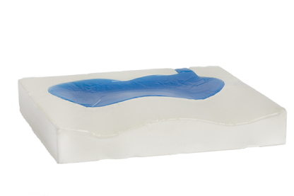 Anti decubitus air mattress foam gel medical cushion